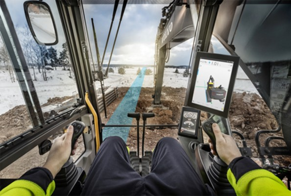 Volvo's Co-Pilot system earns top HMI award
