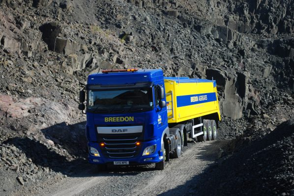Breedon hints at future acquisitions