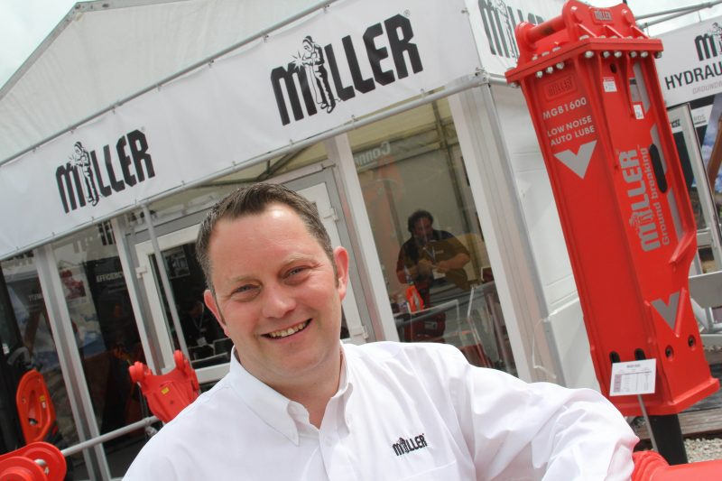 Miller UK appoints new marketing manager