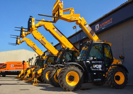 Ardent and JCB seal £40 million equipment order