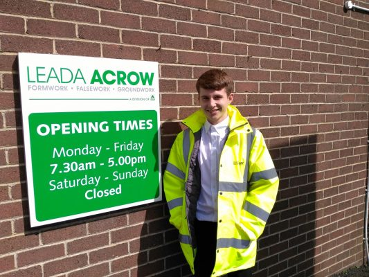 Glasgow trainee takes on 'Lead' role