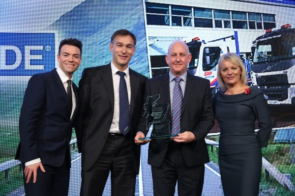 Glasgow firm takes top safety award