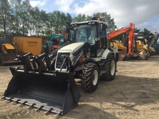 Bunton takes control with new range of machines