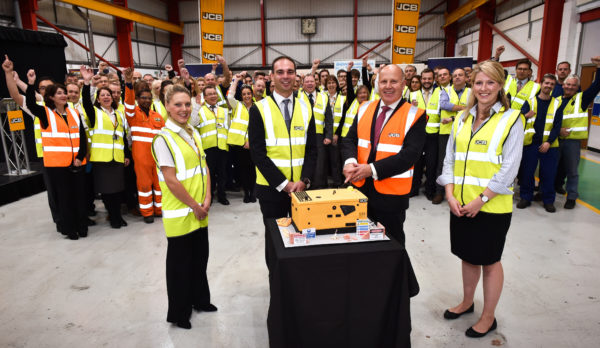 JCB Power Products takes the cake with recent milestones