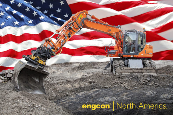 Engcon sets sights on North American market
