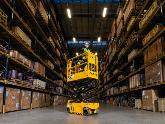 JCB aims to become major player in powered access sector