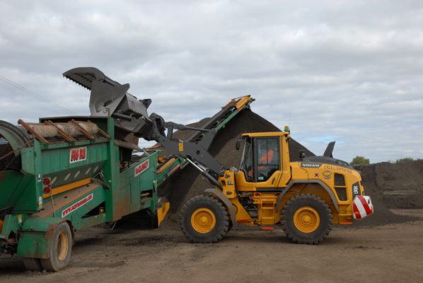 High expectations for L90H loading shovel