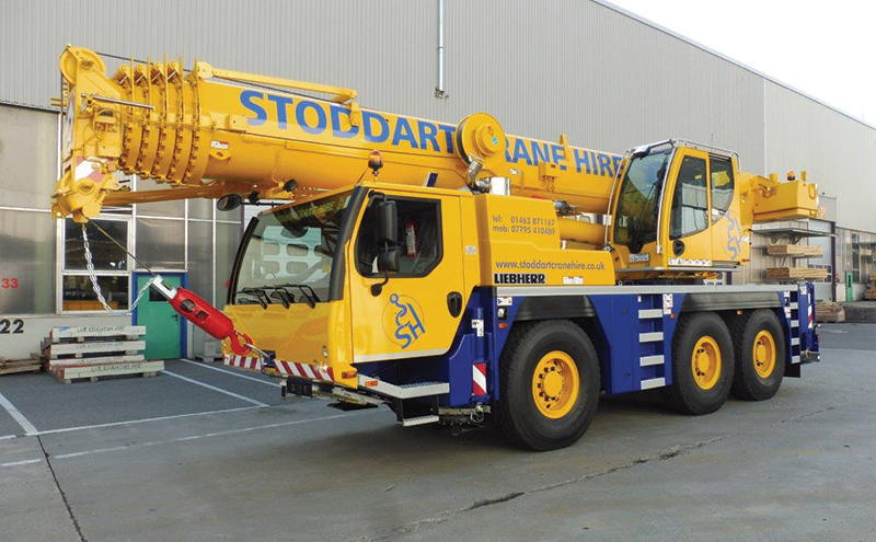 New cranes on the Horizon for Scots firms | Project Plant