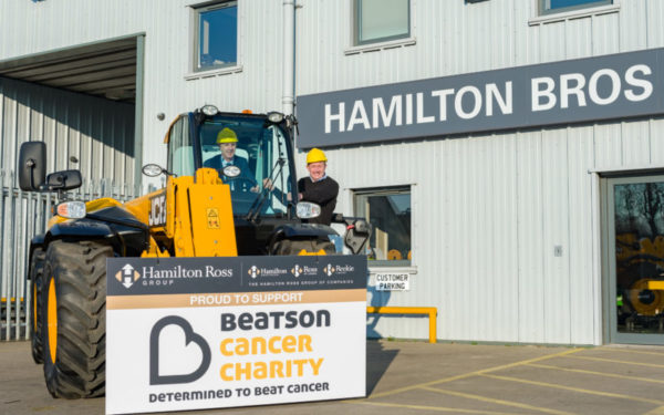 Machinery dealers gear up for charity challenge