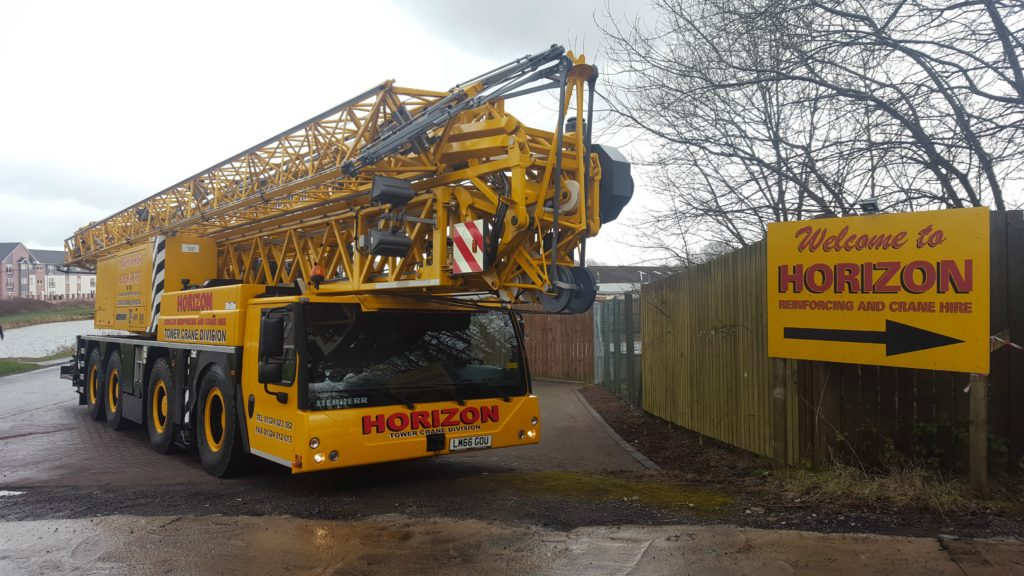 Horizon crane hire