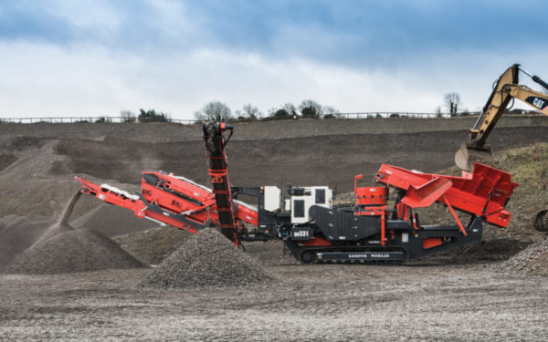 "Sandvik to highlight ""compact and high quality"" crusher at CQMS"
