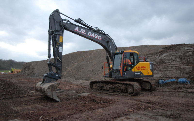 "Sixteen tonne machine purchase makes ""perfect sense"" for East Lothian hirer"