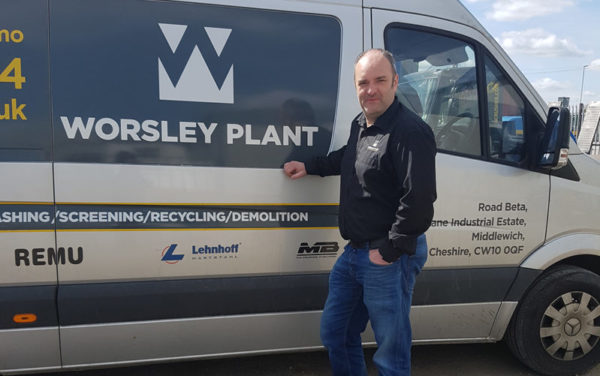New operations director for Worsley Plant