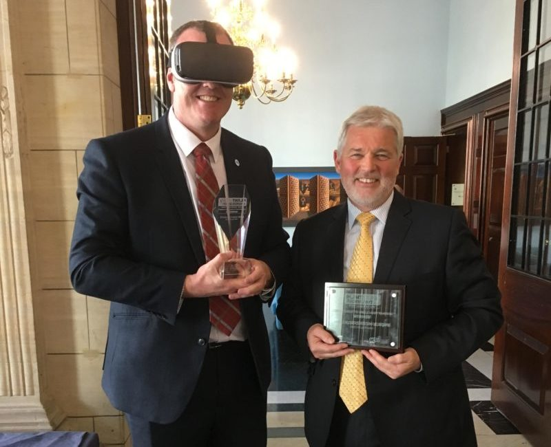 Innovation award becomes reality for HAE