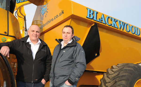 Management buyout at Blackwood