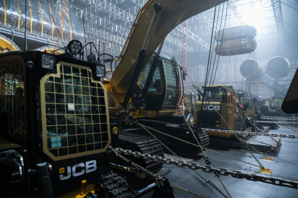 Starring role for JCB in new Alien movie