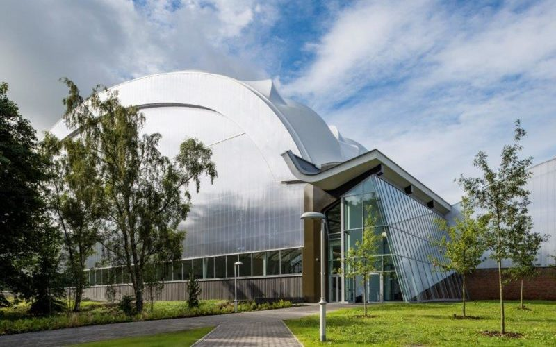Materials solution gives Edinburgh facility a sporting chance