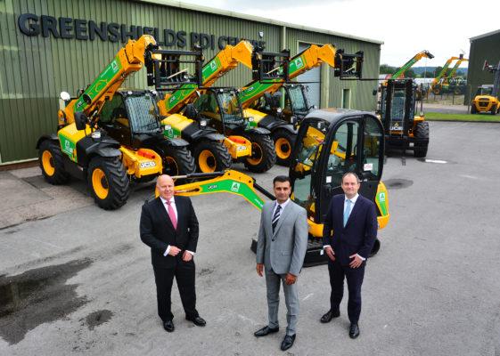 A-Plant places £55 million JCB order