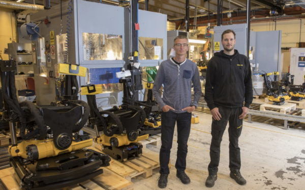 Engcon invests in new test facilities
