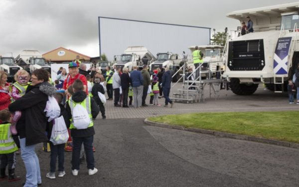 """Terex Trucks' employee event hailed a """"huge success"""""""
