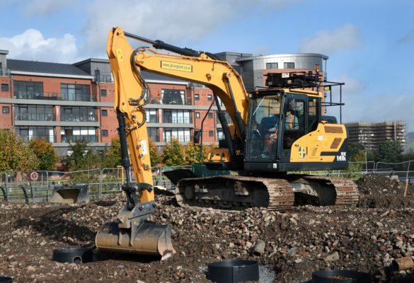 "Hyundai machines a ""natural choice"" for Jarvie Plant"