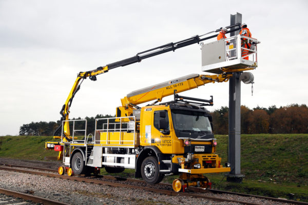 Keltbray Group launches rail electrification UK-first