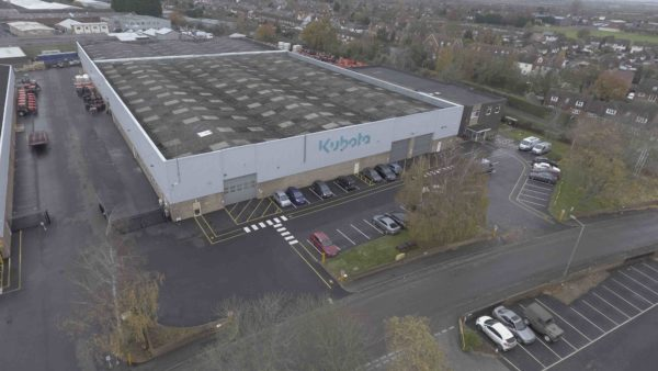 Kubota invests in UK facilities to 'future-proof' the business