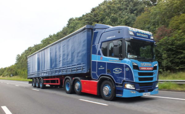 Bathgate haulage firm crowned king of the road