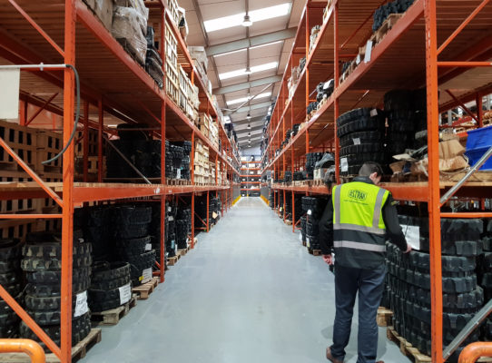 Astrak UK acquires Southern Plant Spares undercarriage parts division