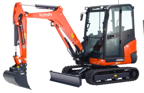 Kubota mini poised for EHS launch