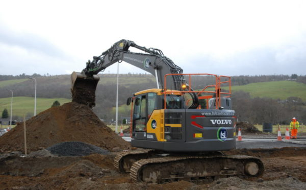 TSL swings into action with new Volvo
