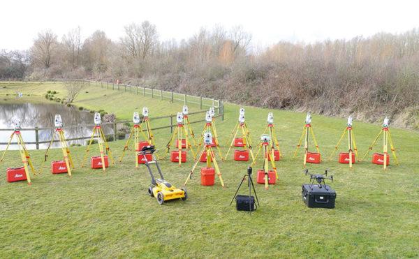 Survey specialist secures landmark equipment deal