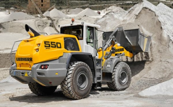 Liebherr reports record turnover