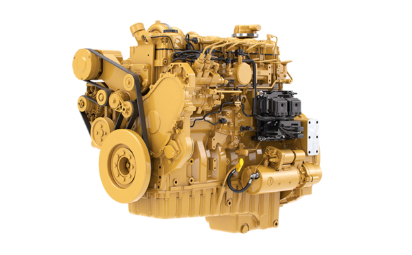 "New Stage V compliant Cat engine offers ""increased power and torque"""