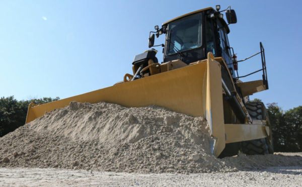 New Cat 814K dozer unveiled