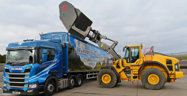 Volvo machine no 'waste' for Larkhall firm
