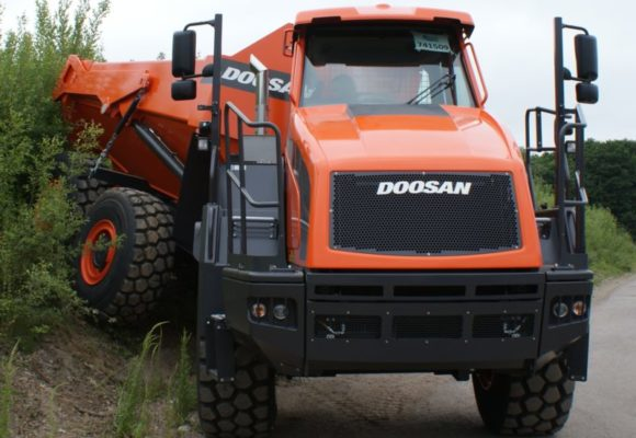 Doosan confirms new national account dealer partner