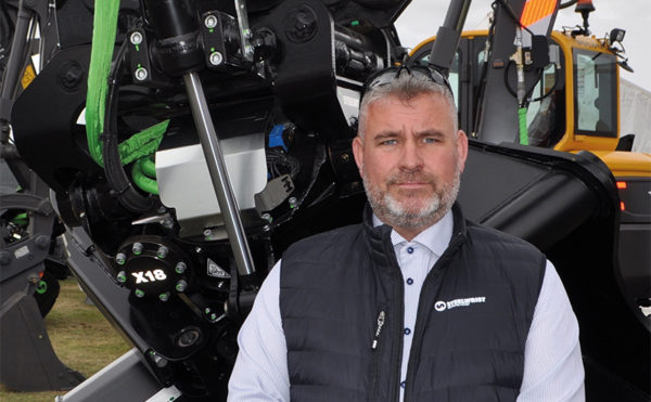 Scotsman of Steel: tiltrotator specialist appoints key account manager