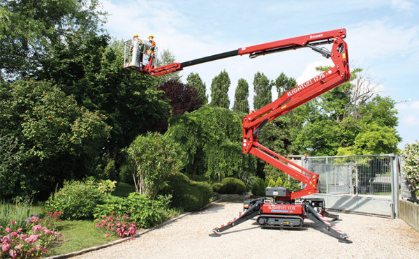 Hinowa cleans up with boom updates