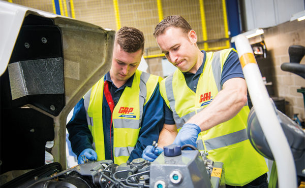 Glasgow hire firm nets top safety award