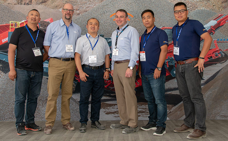 Sandvik appoints crusher and screen dealer for Chinese