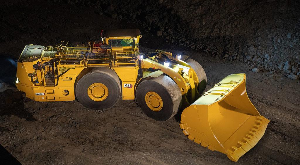 Going underground: Cat unveils new R2900 | ScotPlant 2020